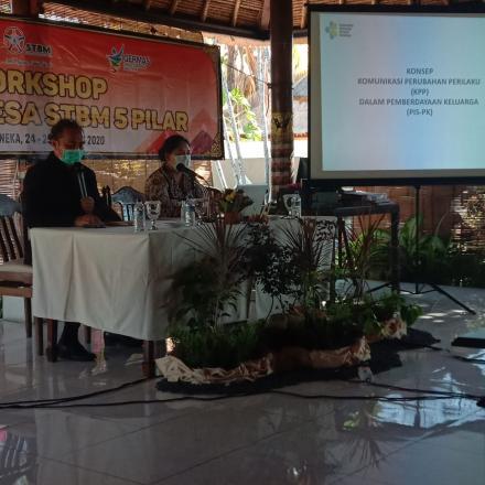 Hari ke Dua(terakhir) Workshop menuju Desa STBM