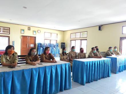 Tindak lanjut sosialisasi  Peraturan Gubernur Bali Nomor 46 Tahun 2020 dan Peraturan Bupati Buleleng