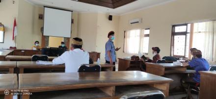 Kegiatan Indonesia Sadar Administrasi Kependudukan (GISA)