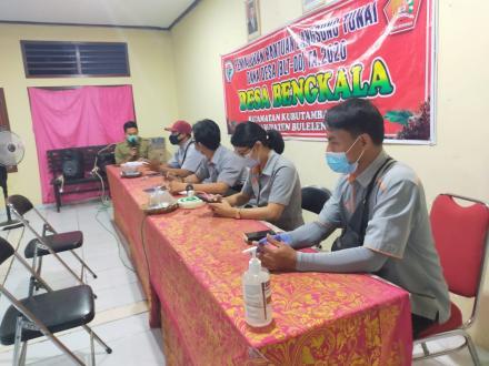 Penyaluran Bantuan Sosial Tunai (BST) dari Pemerintah Pusat Tahan 6