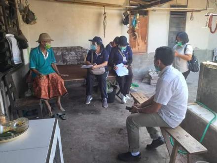 Verifikasi SIPT (Surat Ijin Penyehat Tradisional) di Desa Bengkala