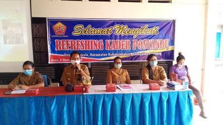 Refreshing Kader Posyandu