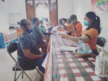 Bantuan Sosial Tunai (BST) Pusat Tahap IX Tahun 2020