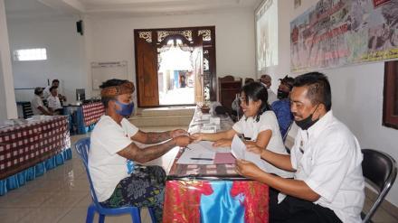 Bantuan Langsung Tunai (BLT) Dana Desa periode bulan Oktober s/d Desember 2020