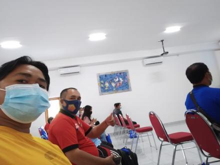 sosialisasi peluang kerja untuk generasi emas Buleleng dan Program Apresiasi Monarch Bali