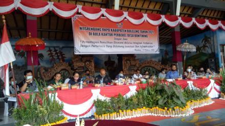 Musyawarah Rencana Pembangunan Kecamatan (Musrenbangcam)