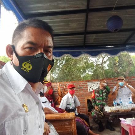 Sosialisasi Refokusing Anggaran Dana Desa sebesar 8% untuk Penanganan Covid-19
