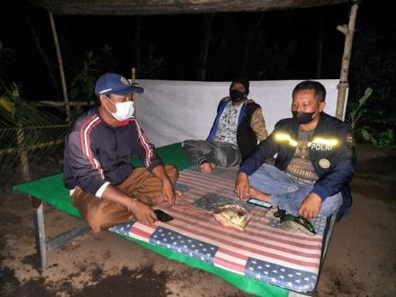 Pelaksanaan PPKM Skala Mikro di Desa Bengkala