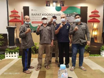 Kelompok Tani Sawitra Kolok Desa Bengkala ikuti Rapat Koordinasi pembuatan kebun bibit rakyat dan ke