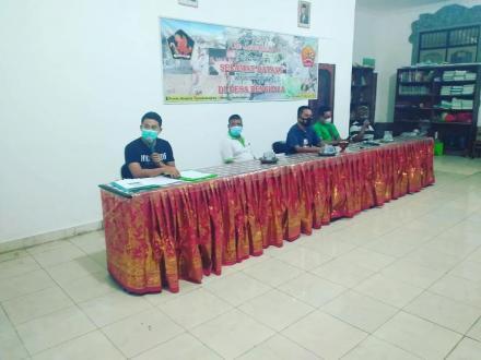 KKM 1148 Desa Bengkala Laksanakan Rapat Koordinasi pelaksanaan PKTD STBM Plus