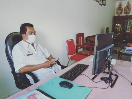 Webinar Peran Pemerintahan Desa dalam Mewujudkan Desa Bersinar