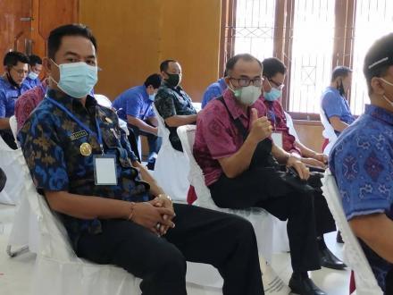 Workshop Hasil Evaluasi Penyaluran dan Penggunaan Dana Desa
