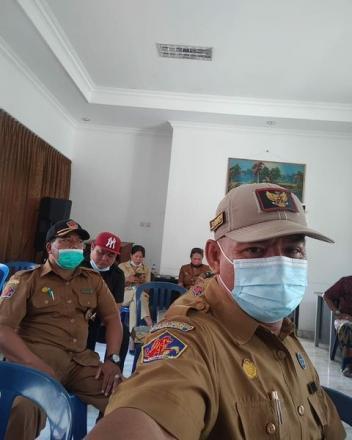 Sosialisasi Pelaksanaan PPKM Darurat Oleh Pemerintah Kecamatan Kubutambahan