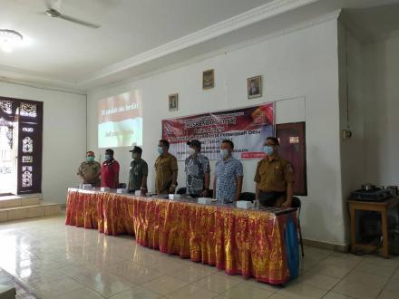 MUSREMBANGDES Penyusunan RKP Desa Tahun 2022